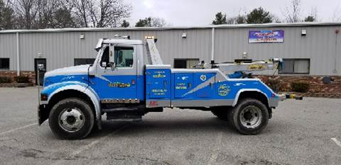 1998 International 4700 for sale at GRS Auto Sales and GRS Recovery in Hampstead NH