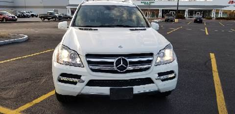 2012 Mercedes-Benz GL-Class for sale at GRS Auto Sales and GRS Recovery in Hampstead NH