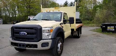 2011 Ford F-550 for sale at GRS Auto Sales and GRS Recovery in Hampstead NH
