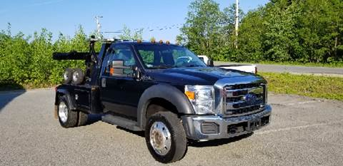 2014 Ford F-450 Super Duty for sale at GRS Auto Sales and GRS Recovery in Hampstead NH