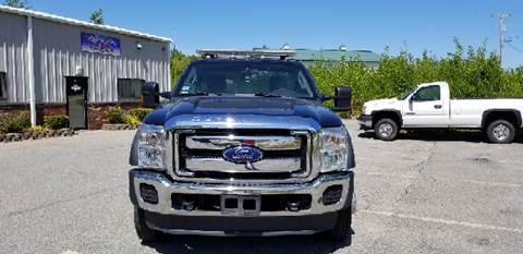 2015 Ford F-550 for sale at GRS Auto Sales and GRS Recovery in Hampstead NH
