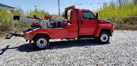 2003 GMC W4500 for sale at GRS Auto Sales and GRS Recovery in Hampstead NH