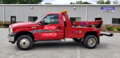 2005 Ford F-350 Super Duty for sale at GRS Auto Sales and GRS Recovery in Hampstead NH