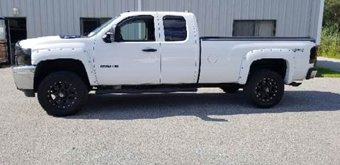 2011 Chevrolet Silverado 2500HD for sale at GRS Auto Sales and GRS Recovery in Hampstead NH