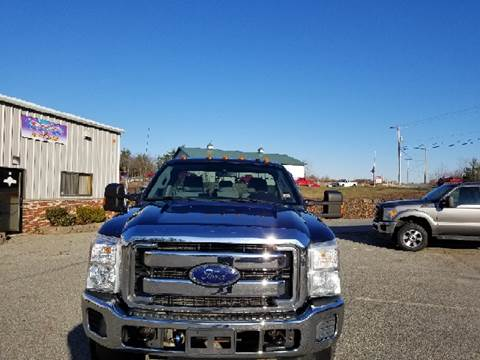 2011 Ford F-250 Super Duty for sale at GRS Auto Sales and GRS Recovery in Hampstead NH