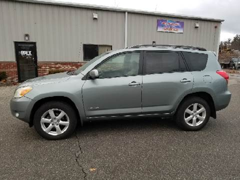 2008 Toyota RAV4 for sale at GRS Auto Sales and GRS Recovery in Hampstead NH