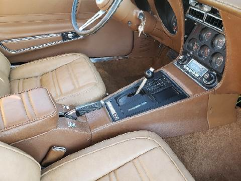 1973 Chevrolet Corvette for sale at GRS Auto Sales and GRS Recovery in Hampstead NH