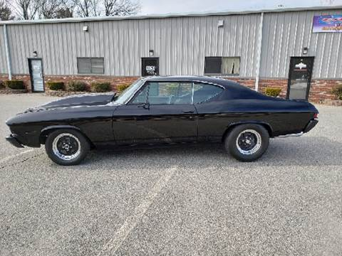 1968 Chevrolet Chevelle for sale at GRS Auto Sales and GRS Recovery in Hampstead NH