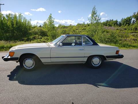 1974 Mercedes-Benz 450 SL for sale in Hampstead, NH