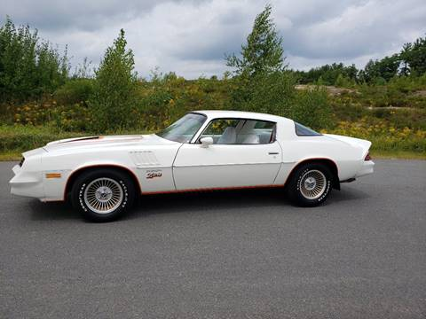1978 Chevrolet Camaro for sale in Hampstead, NH