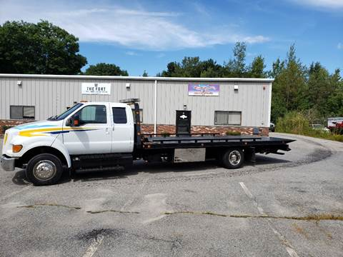 2011 Ford F-650 Super Duty for sale in Hampstead, NH