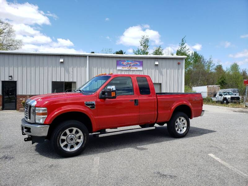 2009 Ford F-350 Super Duty Lariat