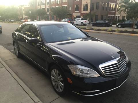 2010 Mercedes-Benz S-Class for sale in North Chesterfield, VA