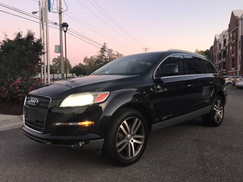 2008 Audi Q7 for sale in North Chesterfield, VA