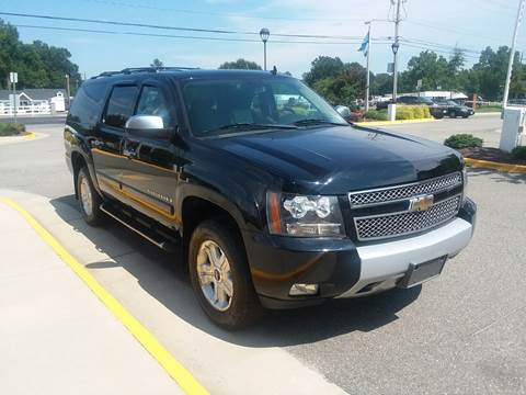 2008 Chevrolet Suburban for sale at RVA Automotive Group in North Chesterfield VA