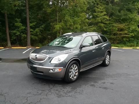 2011 Buick Enclave for sale at RVA Automotive Group in North Chesterfield VA