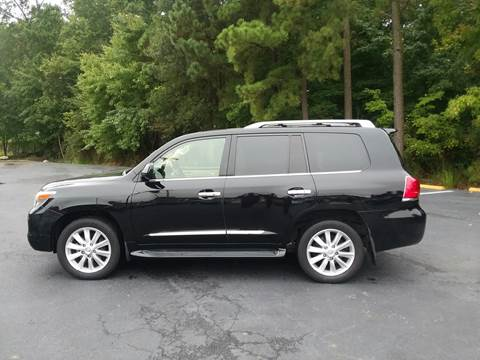 2011 Lexus LX 570 For Sale In North Chesterfield, VA