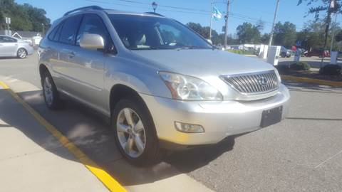 2007 Lexus RX 350 for sale at RVA Automotive Group in North Chesterfield VA