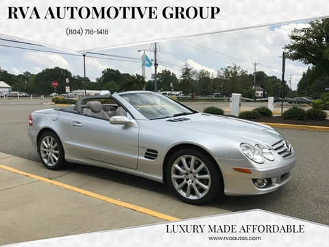2007 Mercedes-Benz SL-Class for sale in North Chesterfield, VA