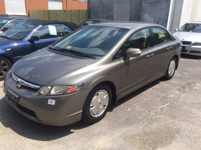 2008 honda civic hybrid 4dr sedan in north chesterfield va rva automotive group. Black Bedroom Furniture Sets. Home Design Ideas