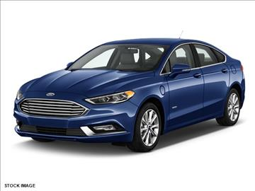 2017 Ford Fusion Energi for sale in Paoli, PA