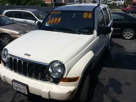 2006 Jeep Liberty for sale in Long Beach, CA