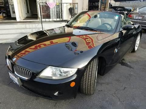 2005 BMW Z4 for sale in Long Beach, CA