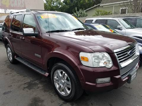 2006 Ford Explorer for sale in Long Beach, CA