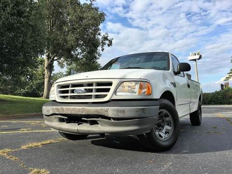 2002 Ford F-150 for sale in Doraville, GA