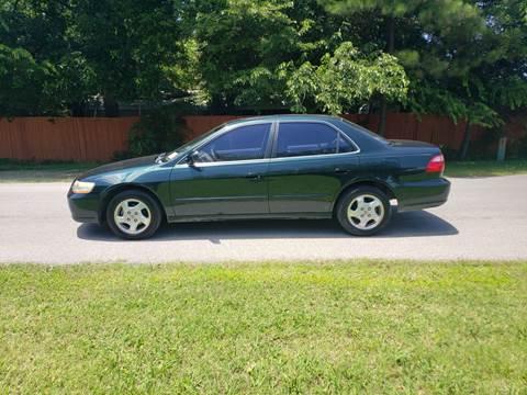 1999 Honda Accord for sale in Tulsa, OK