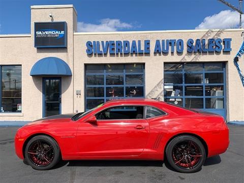 Chevrolet Camaro For Sale In Sellersville Pa Silverdale