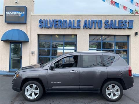 Jeep Compass For Sale in Sellersville, PA - Silverdale Auto Sales II