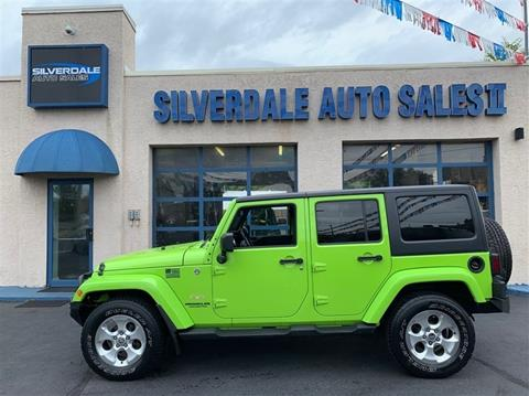 2013 Jeep Wrangler Unlimited for sale in Sellersville, PA