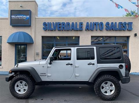 Jeep Wrangler For Sale In Pa >> Jeep Wrangler For Sale In Sellersville Pa Silverdale Auto