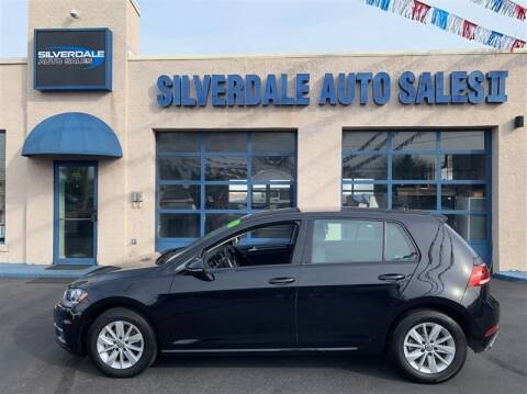 2018 Volkswagen Golf for sale at Silverdale Auto Sales II in Sellersville PA