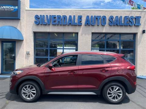 2017 Hyundai Tucson for sale at Silverdale Auto Sales II in Sellersville PA