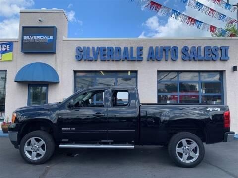 2013 GMC Sierra 2500HD for sale at Silverdale Auto Sales II in Sellersville PA