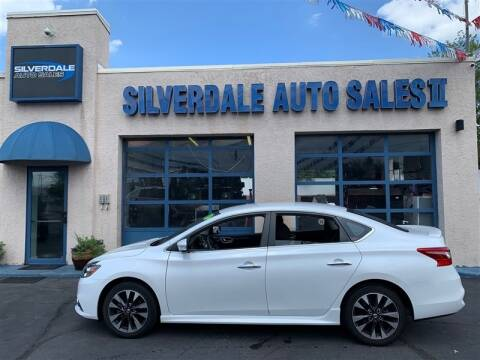 2017 Nissan Sentra for sale at Silverdale Auto Sales II in Sellersville PA