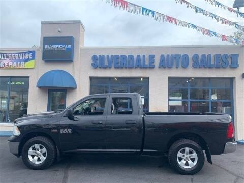 2015 RAM Ram Pickup 1500 for sale at Silverdale Auto Sales II in Sellersville PA