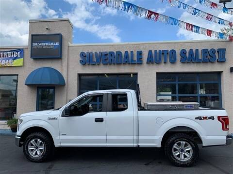 2015 Ford F-150 for sale at Silverdale Auto Sales II in Sellersville PA