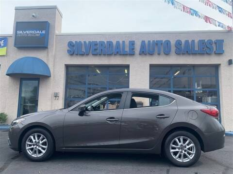 2014 Mazda MAZDA3 for sale at Silverdale Auto Sales II in Sellersville PA