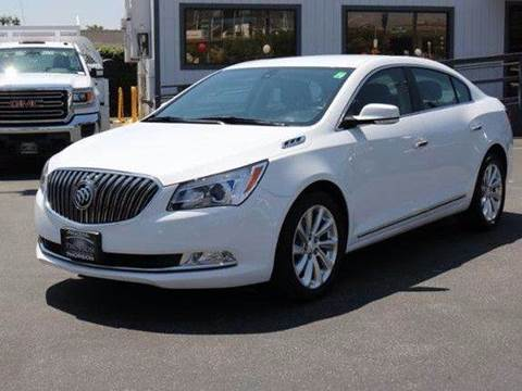 2016 Buick LaCrosse for sale at Ultimate Car Solutions in Pompano Beach FL