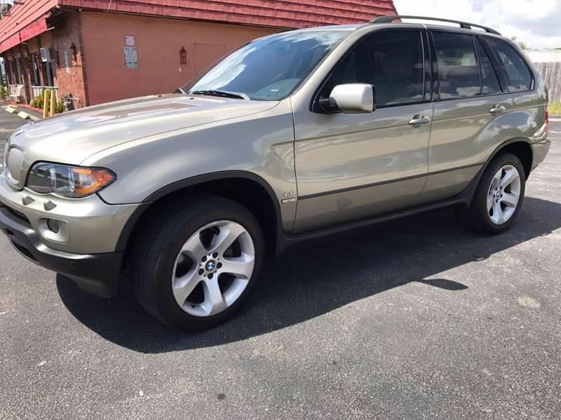 2006 BMW X5 For Sale At Ultimate Car Solutions In Pompano Beach FL