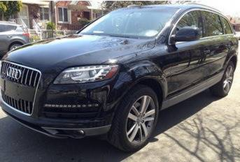 2014 Audi Q7 for sale at Ultimate Car Solutions in Pompano Beach FL