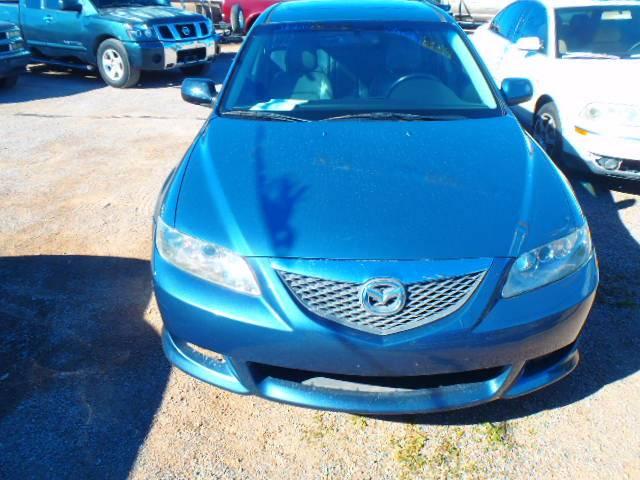 Mazda El Paso >> 2004 Mazda Mazda6 S 4dr Sport Wagon In El Paso Tx Bnl Auto Sales