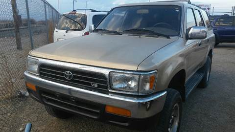 1995 Toyota 4Runner for sale in El Paso, TX