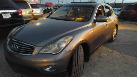2008 Infiniti EX35 for sale in El Paso, TX