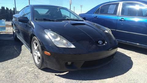 2000 Toyota Celica for sale in El Paso, TX