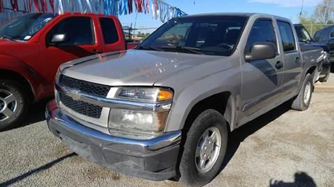2007 Chevrolet Colorado for sale in El Paso, TX