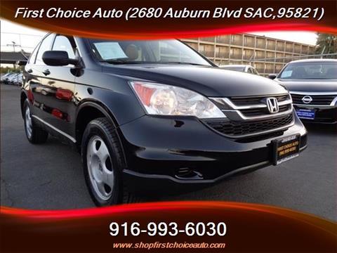 2010 Honda CR-V for sale in Sacramento, CA